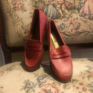 Retro Calvin Klein Loafers